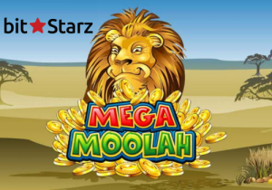 Games available at BitStarz Casino - Mega moolah